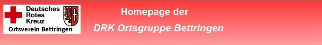 Homepage der DRK Ortsgruppe Bettringen